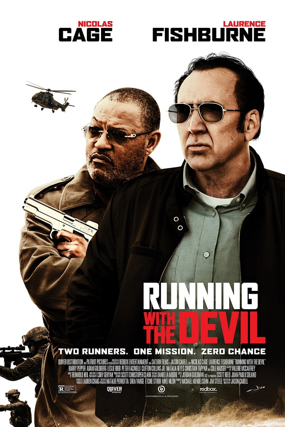 RUNNING WITH THE DEVIL (2019) HDRip XviD AC3-EVO